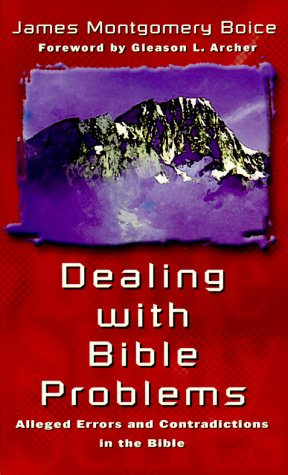 9780875084787: Dealing With Bible Problems: Alleged Errors and Contradictions in the Bible