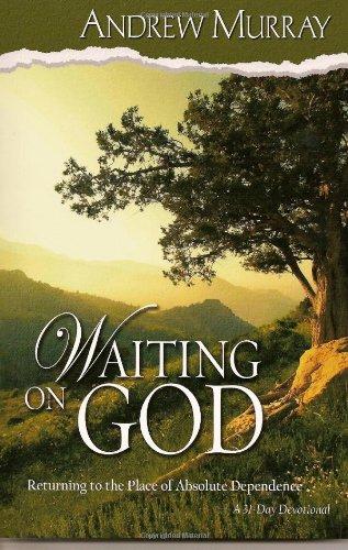 9780875088549: Waiting on God