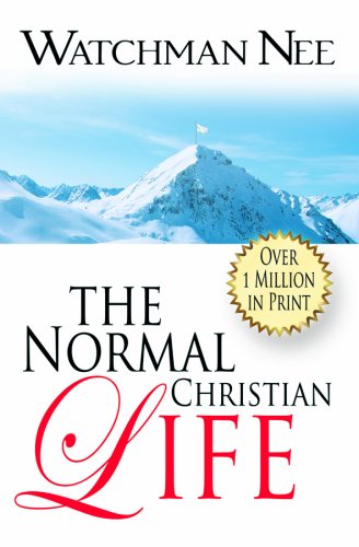 9780875089904: The Normal Christian Life
