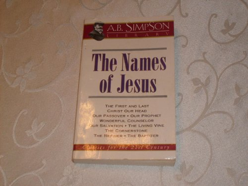 9780875090306: The names of Jesus,