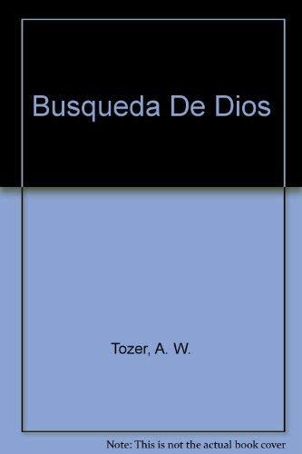 9780875091624: Busqueda De Dios (Spanish Edition)