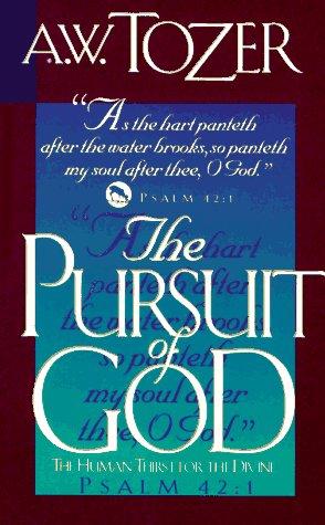 9780875093666: The Pursuit of God