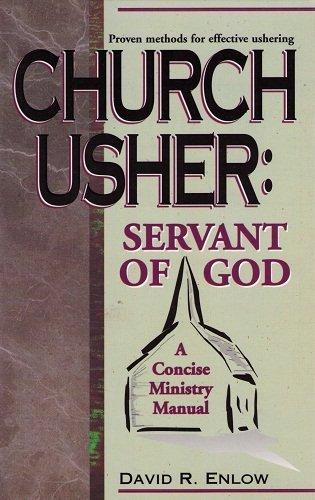 9780875094021: Church Usher: Servant of God