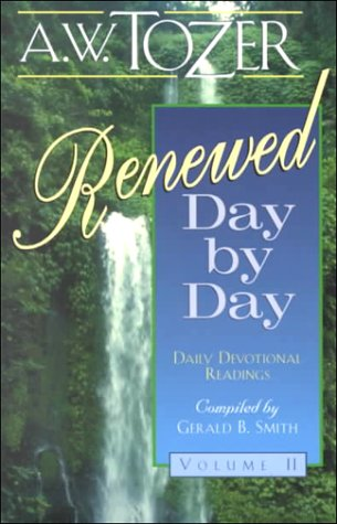 9780875094618: 2: Renewed Day by Day: A Daily Devotional