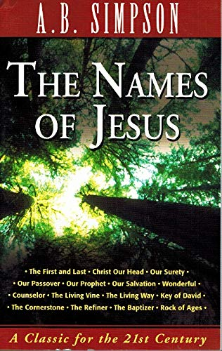 9780875094649: The Names of Jesus