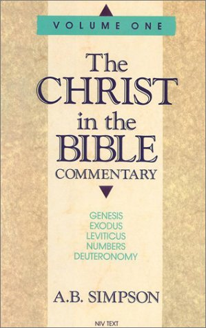 9780875094908: Christ in the Bible Commentary, Vol. 1 Genesis, Exodus, Leviticus, Numbers, Deuteronomy