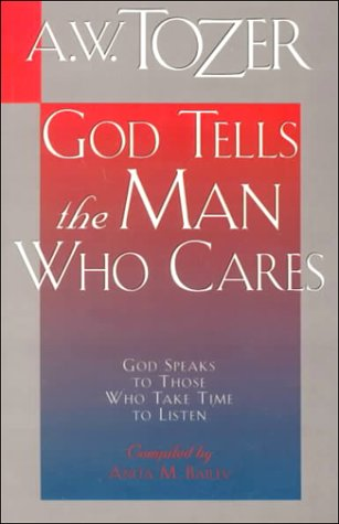 9780875095080: God Tells the Man Who Cares