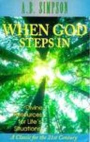 9780875095905: When God Steps in: Claiming Divine Resources for Life's Desperate Situations