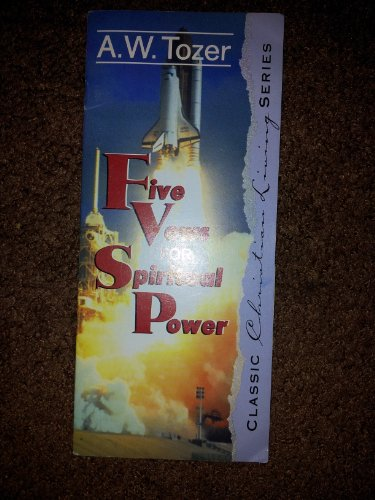 9780875096667: Five Vows for Spiritual Power