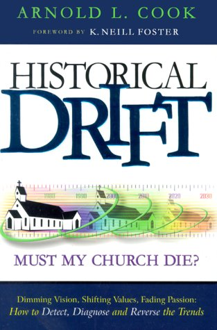 9780875099019: Historical Drift: Must My Church Die? How to Detect, Diagnose and Reverse the Trends