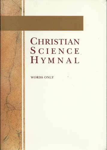 9780875100715: Christian Science Hymnal: Words Only