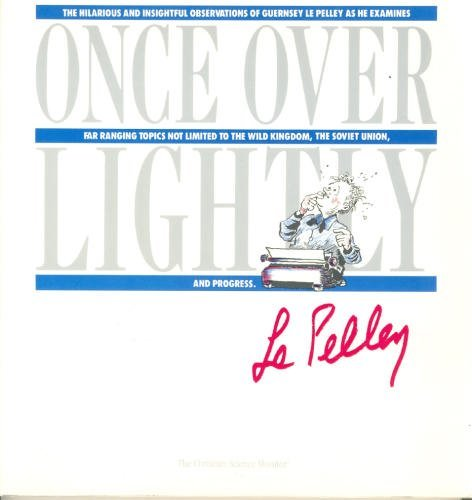 Once over Lightly: Guernsey Le Pelley