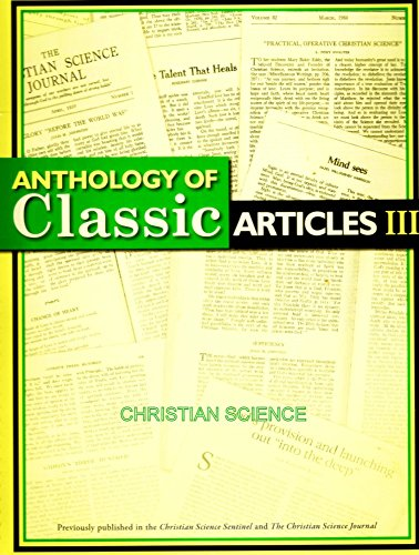 9780875104881: Anthology of Classic Articles III