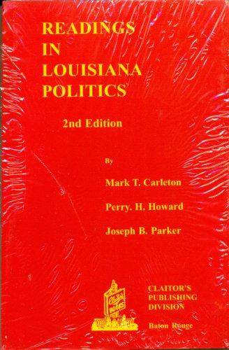 9780875110165: Readings in Louisiana Politics