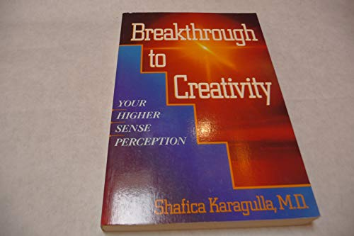 9780875160344: Breakthrough to Creativity