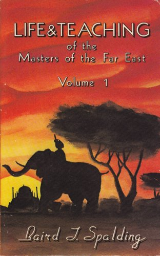 9780875160849: Life and Teaching of the Masters of the Far East, Vol. 1