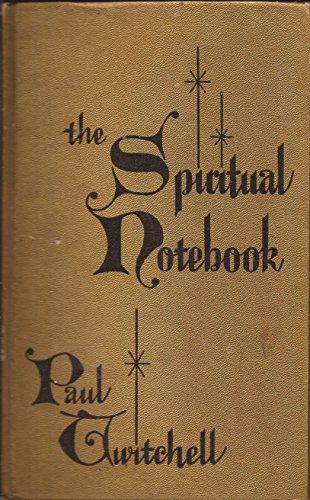 9780875161099: The spiritual notebook