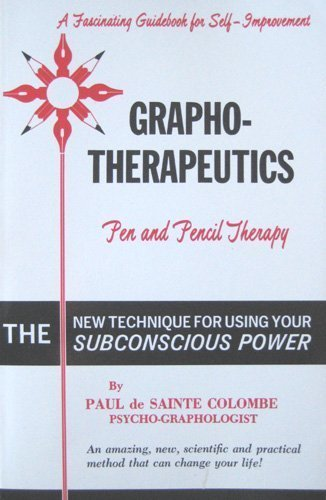 9780875162973: Grapho Therapeutics: Pen and Pencil Therapy