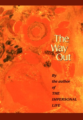 The Way Out: Anonymous (author of