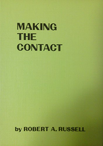 9780875163918: Making the Contact