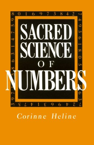 9780875164427: Sacred Science of Numbers