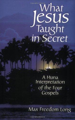 9780875165103: What Jesus Taught in Secret