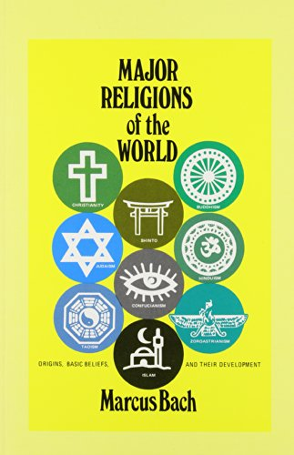 9780875165431: Major Religions of the World