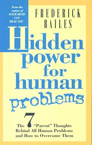 9780875166780: Hidden Power for Human Problems
