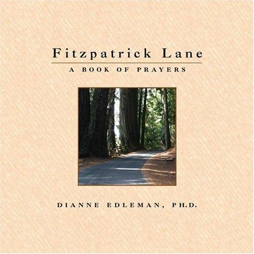 9780875167985: Fitzpatrick Lane: A Book of Prayers