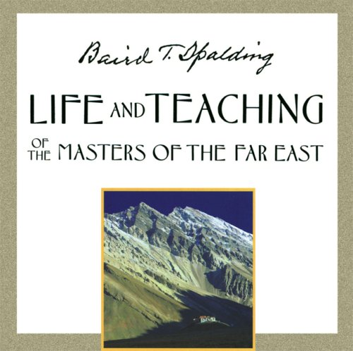 9780875168180: Life and Teaching of the Masters of the Far East