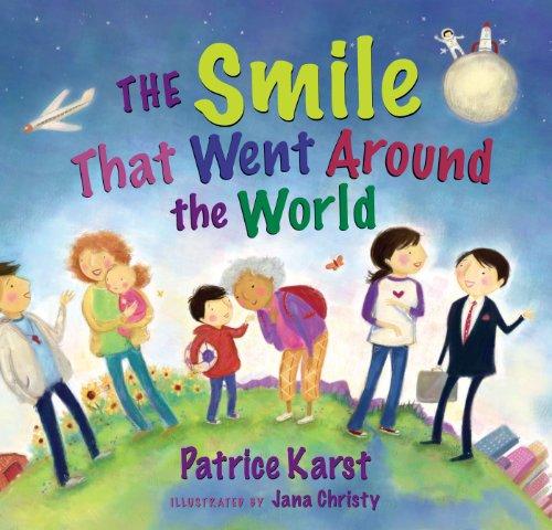 9780875168272: Smile That Went Around The World Hb