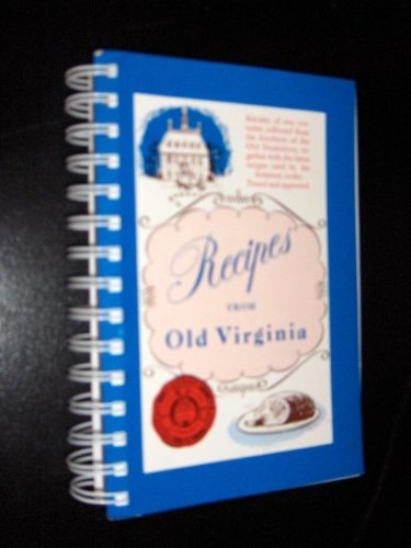 9780875170008: Recipes from Old Virginia