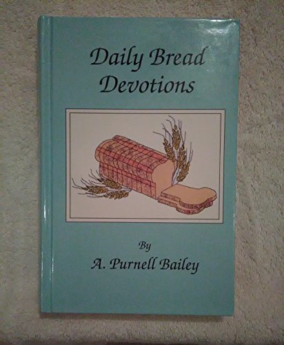 9780875170978: DAILY BREAD DEVOTIONS