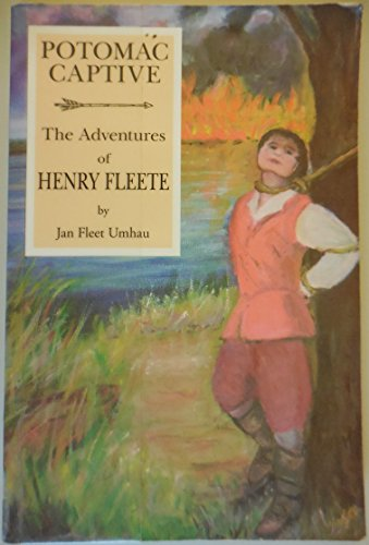 9780875171081: Potomac Captive, The Adventures of Henry Fleete
