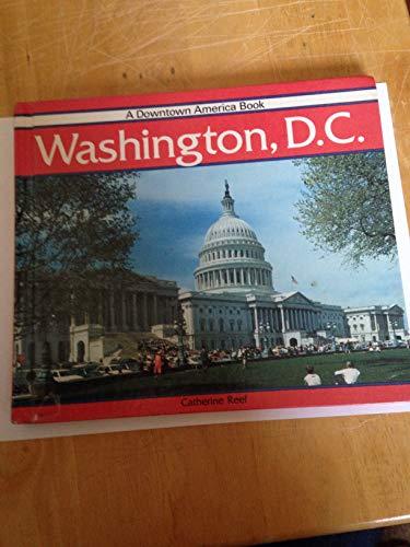 9780875184111: Washington, D.C. (Downtown America Book)