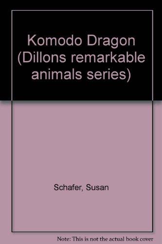 9780875185040: Komodo Dragon (Dillon Remarkable Animals Book)