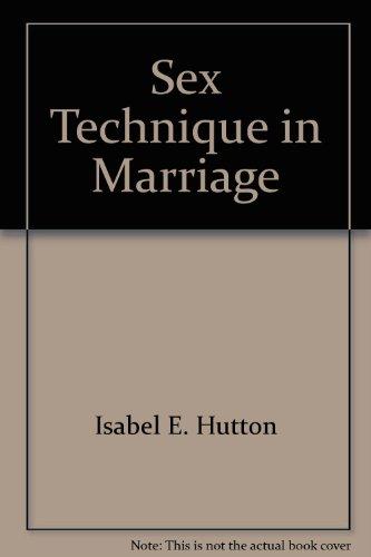 9780875230016: Sex Technique in Marriage