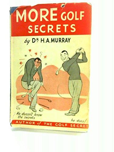 9780875230993: More Golf Secrets