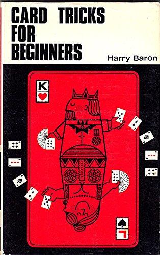 9780875231716: Card Tricks for Beginners