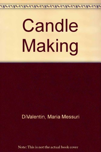 9780875231860: Candle Making