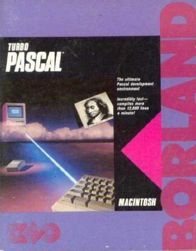 Turbo Pascal for the Mac: User's guide: collectif