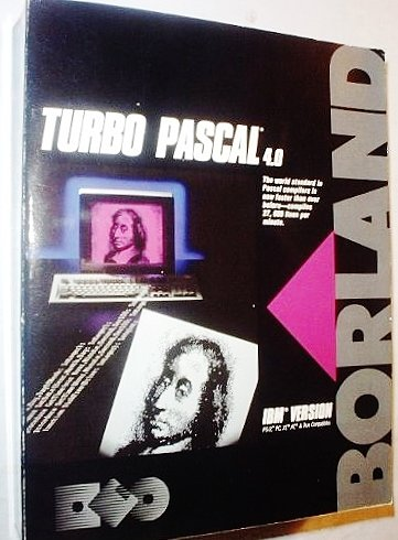 9780875241708: Turbo Pascal 4.0 (IBM Version)
