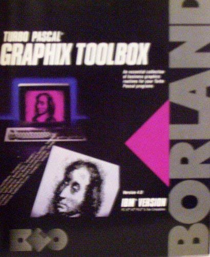 9780875241746: Turbo Pascal Graphix Toolbox
