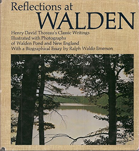 walden by henry david thoreau first edition abebooks reflections at walden henry david thoreau