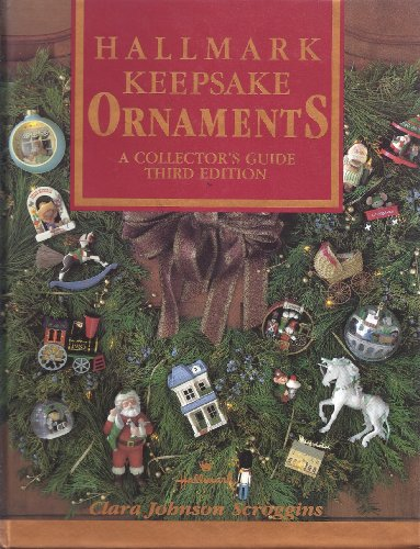 9780875296227: Hallmark keepsake ornaments: A collector's guide