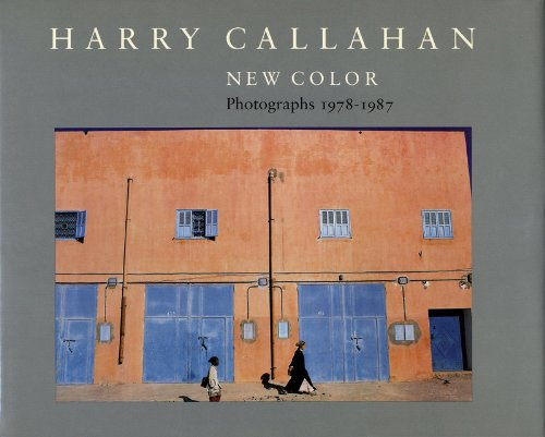 Harry Callahan: New Color Photographs, 1978- 1987