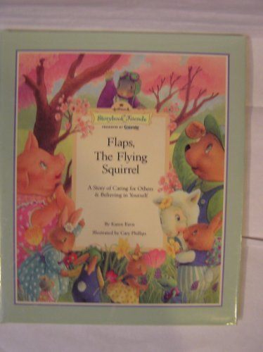 Flaps, The Flying Squirrel: Karen Ravn