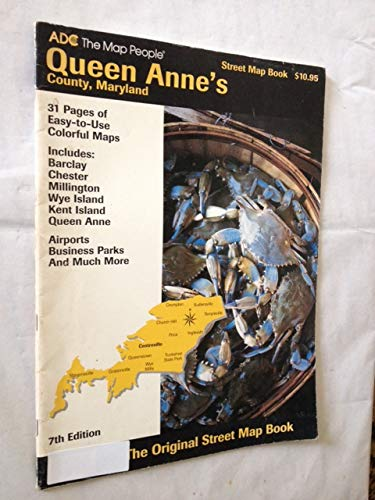 9780875300528: ADC Queen Anne's County, Maryland