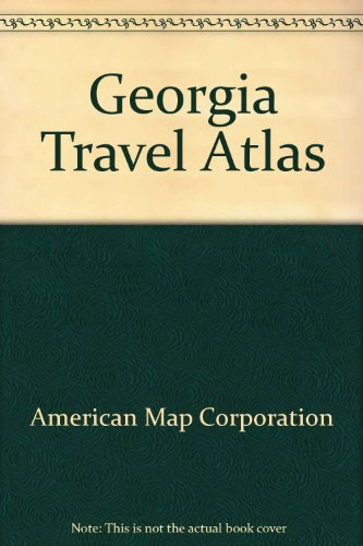 9780875301105: Georgia Travel Atlas