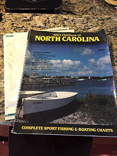 9780875301327: Adc's Chartbook of North Carolina (2001 Revised ed.)